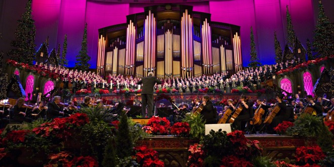 The Ultimate LDS Christmas Playlist
