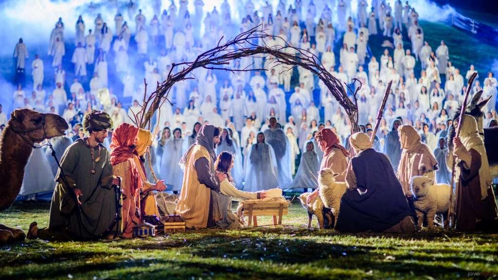 World's Largest Nativity - Utah