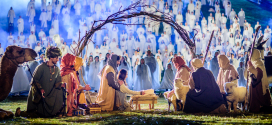 World's Largest Nativity - Utah
