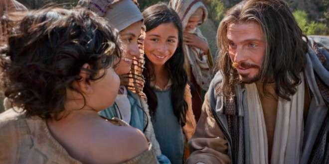 Jesus Sees Us FHE Lesson
