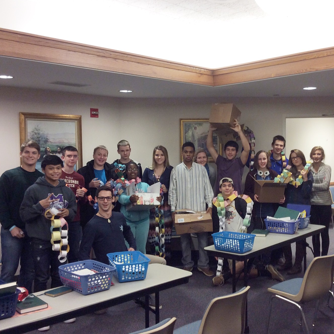 lds seminary class challenge reaches youths around the world lds