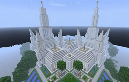 Building The Kingdom One 3d Block At A Time Lds Daily