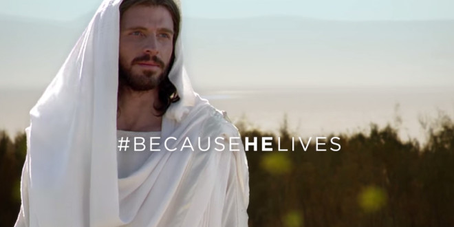 "Church Launches ""Because He Lives"" Easter Campaign"
