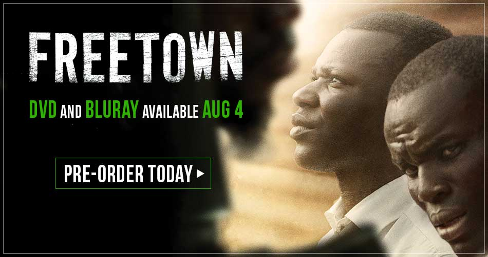 Pre-Order Your Copy of Freetown Today