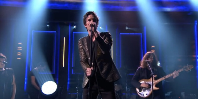 Brandon Flowers Performs Can't Deny My Love