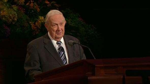Elder Richard G. Scott Released From Hospital