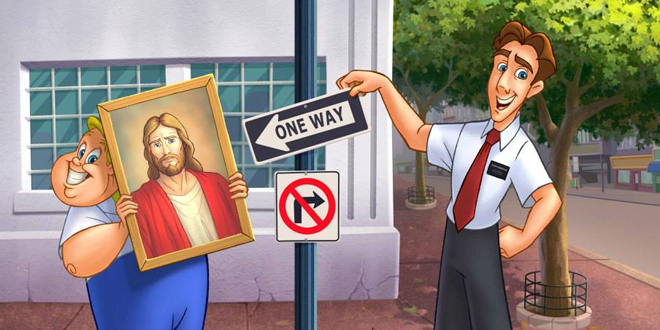 10 Fantastic Missionary TOONS to Put a Smile on Your Face