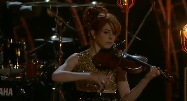 LDS Artist Lindsey Stirling Showcased at Billboard Music Awards