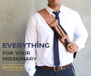 Everything for your missionary