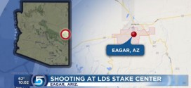 Shoot-out Begins at an Arizona LDS Stake Center, Pregnant Woman Injured
