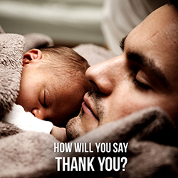 How Will You Say Thank You?
