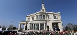 MEDIA GALLERY: Looking Back on the Payson Utah Temple