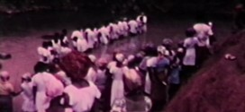 Video Surfaces of Historic Baptisms in Nigeria, Africa