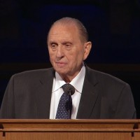 """""""He has gone to that paradise wherewith he is well qualified. He leaves to his family and to all of us who knew him a legacy of Christ-like love and devoted service."""""""