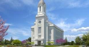 Ground Is Broken for the Cedar City Utah Temple