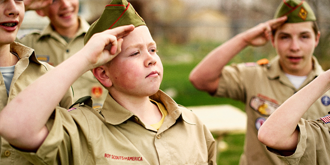 Church to Go Forward with Scouting Program
