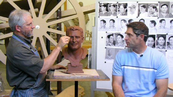 How This Mormon Sculptor Carved Out Hall of Fame Career