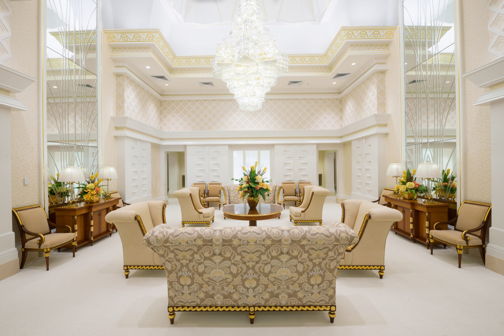 PHOTO GALLERY: Mexico City Temple Open to Public After Remodel | LDS ...