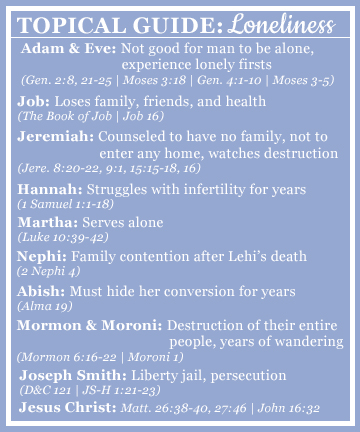 Topical Guide Loneliness