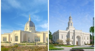 Groundbreakings Announced for Tucson and Concepción Temples