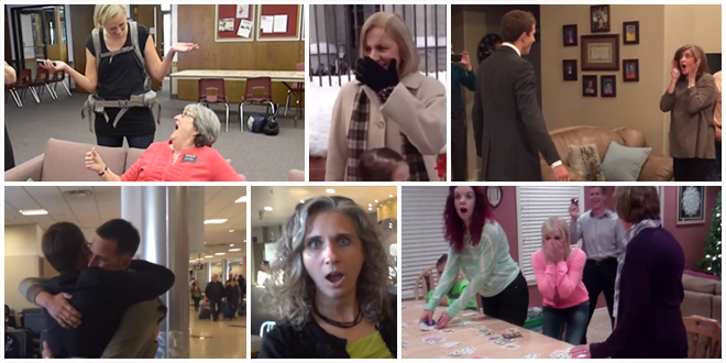 10 Surprise Missionary Homecoming Videos to Reduce You to Tears