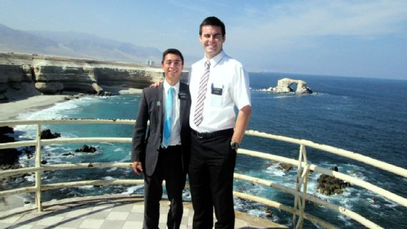 ESPN Features BYU's Tanner Mangum, Missionary Service