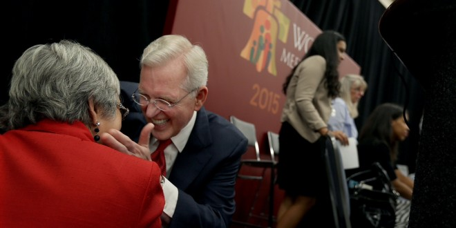 Elder Christofferson Speaks at World Meeting of Families