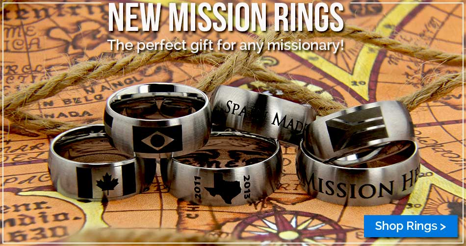 New Mission Rings!
