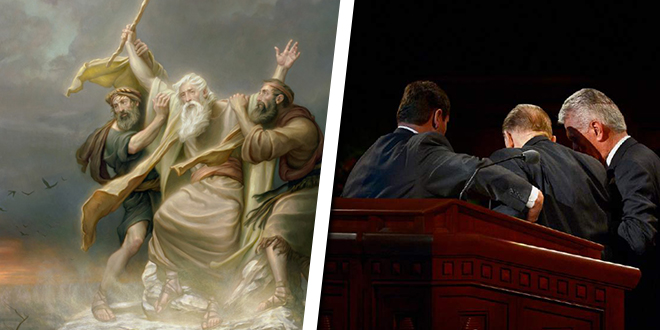 5 Ancient and Modern Prophets Serving Through Weakness
