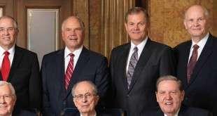 New Photo of Quorum of the Twelve Shared on Social Media