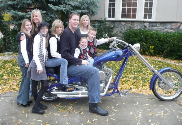 Shawn-Bradley-Family