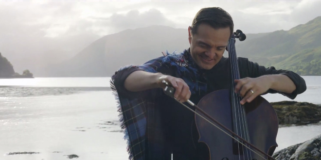 The Piano Guys Release Fight Song/Amazing Grace Mashup