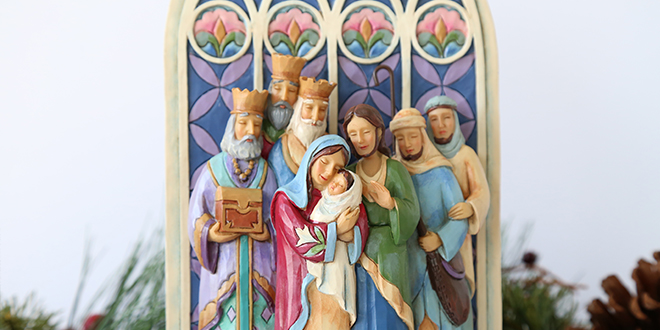 The History of the Christmas Nativity Set