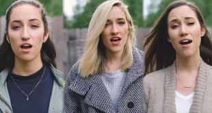 "Three LDS Sisters Cover Adele's New Massive Hit ""Hello"""