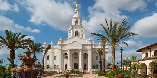 Tijuana Mexico Temple Opens for Public Tours
