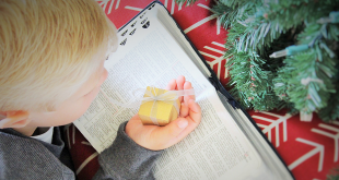 Start a New Tradition This Christmas With 25 Days of Christ