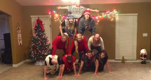 8 LDS Siblings Go Viral With Family Christmas Video