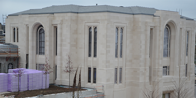 Check Out These New Photos of the Paris France Temple