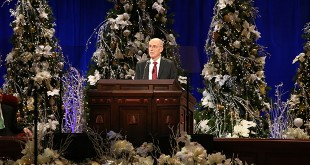 Church Leaders Share Messages of Hope at Christmas Devotional