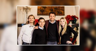 David Archuleta and Nathan Pacheco Join Together for The Prayer