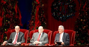 First Presidency 2015 Christmas Message