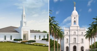 Groundbreakings Announced for Temples in Africa, South America