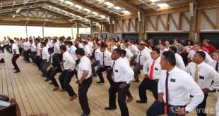 New Zealand Missionaries Create, Perform New LDS Haka