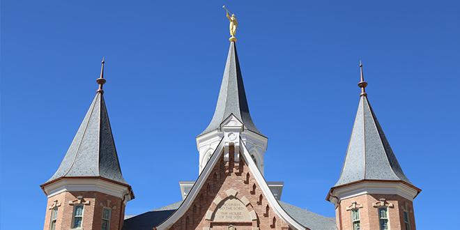 Provo City Center Temple Opens Marriage Reservations