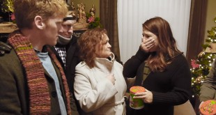 Stuart Edge Surprises Grieving Family With Surprise Christmas Home Makeover