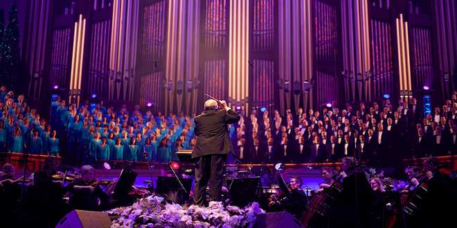 Here's a Special Look at the Church's Christmas Concert