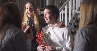 Girls Serenade Guys in New Stuart Edge Video