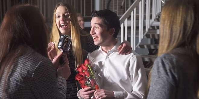 Girls Serenade Guys in New Stuart Edge Video