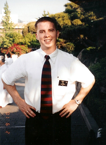 David's service as a missionary in South Korea awakened within him a love of the Asian people and their culture. Courtesy of HelpFindDavid.com