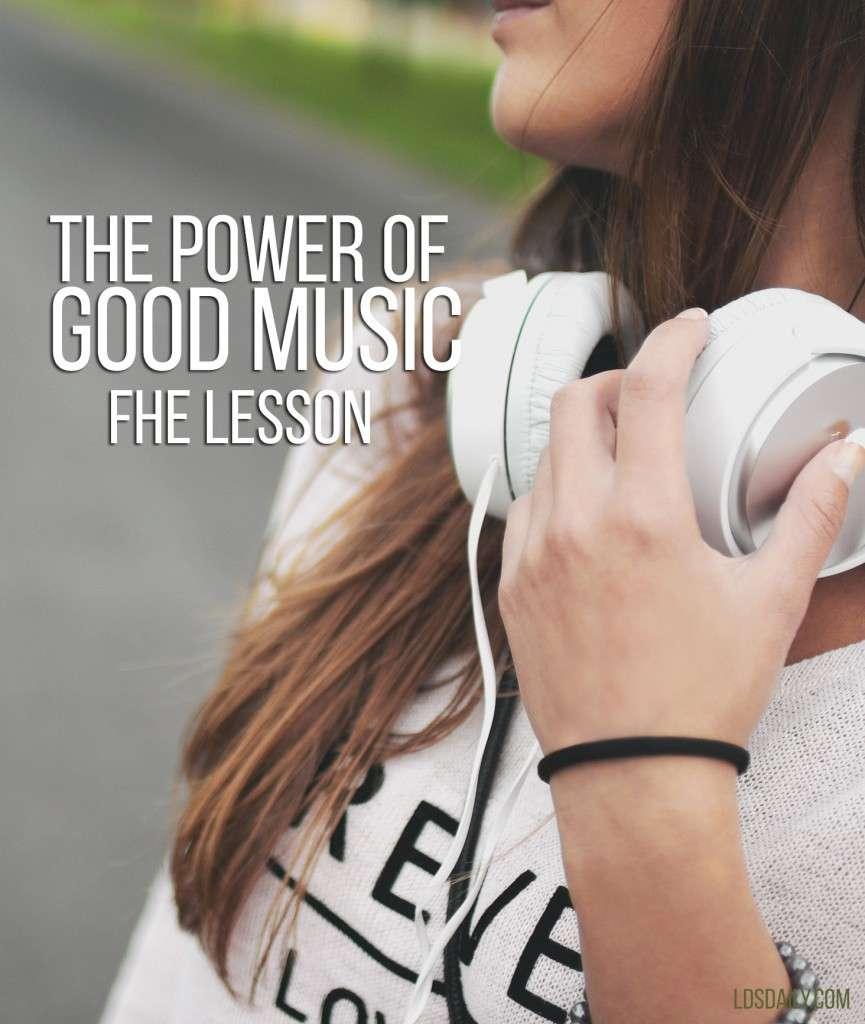 power of good music